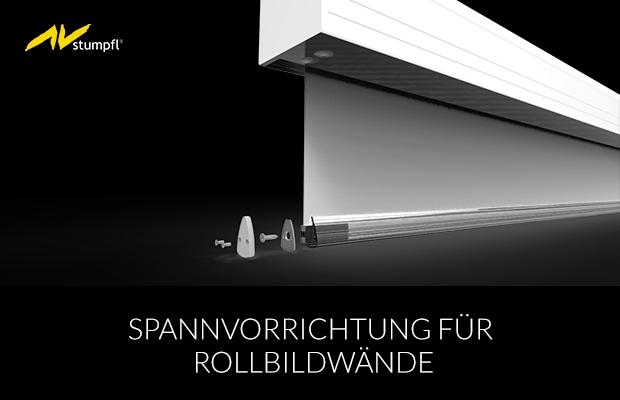 2016-08 Spannvorrichtung Rollbildwand Header
